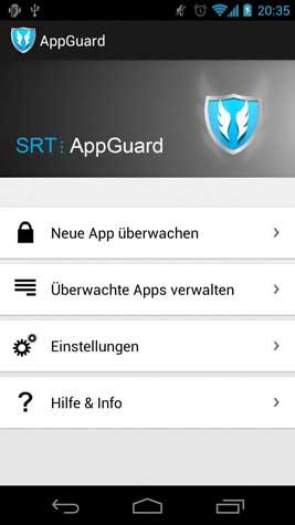 SRT-Appguard