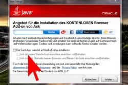 Vorsicht bei Java