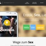 Senzula – Nachfolger der Calista Sexchat App vorgestellt